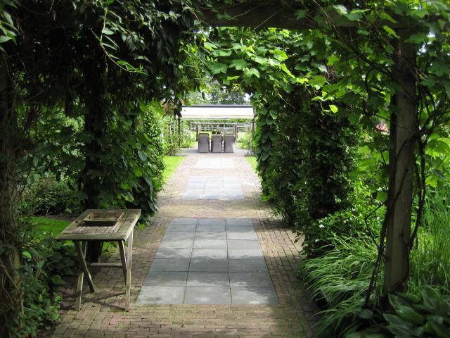 Projecten ben 39 s boom tuin leef met groen for Landelijke tuin aanleggen